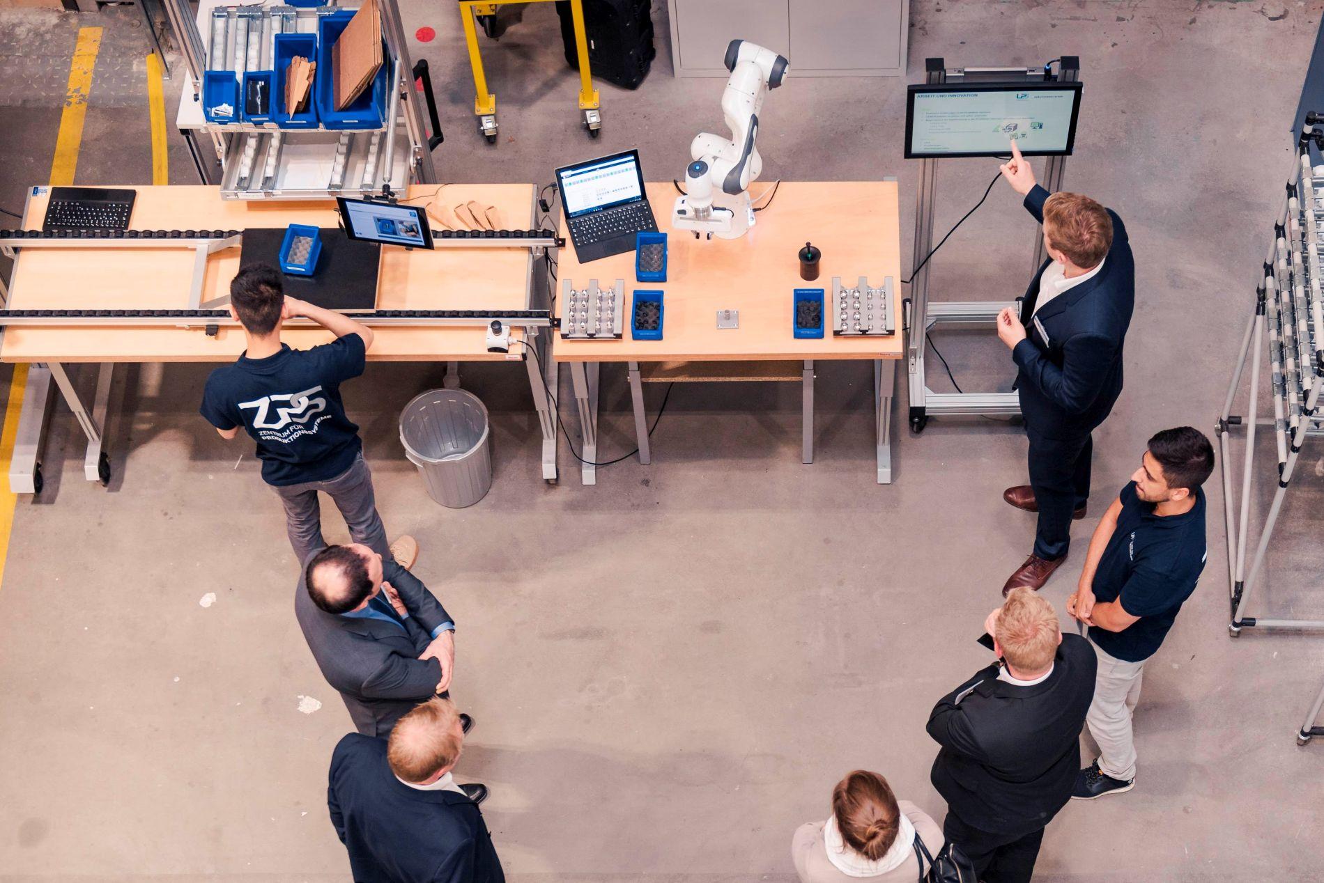 Seminar Industrie 4.0 Führung
