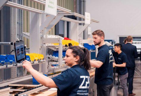 Seminar Industrie 4.0 Lean trifft Digitalisierung